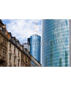 europhotos, Old and new architecture in Frankfurt