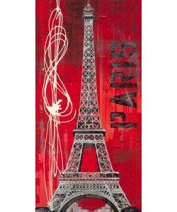 Evangeline Tayler, Paris Vibre
