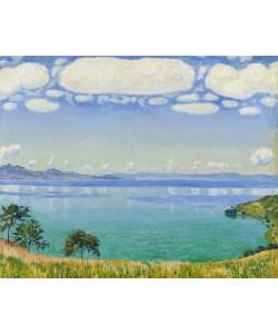 Ferdinand Hodler, Der Genfer See von Chexbres aus