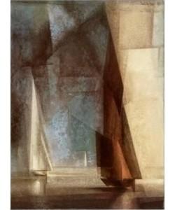 Lyonel Feininger, Stiller Tag am Meer III