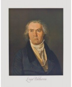 Ferdinand Georg Waldmüller, Beethoven