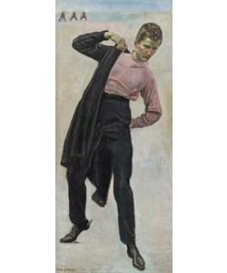 Ferdinand Hodler, Jenenser Student