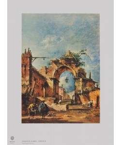 Francesco Guardi, Capriccio