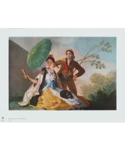 Francisco de Goya, Der Sonnenschirm