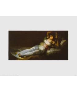 Francisco de Goya, Maja - bekleidet