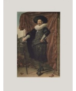 Frans Hals, Bildnis des Willem v. Heydthuisen