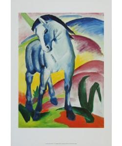 Franz Marc, Blaues Pferd I, 1911