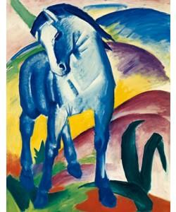 Franz Marc, Blaues Pferd I