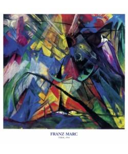 Franz Marc, Tirol, 1914