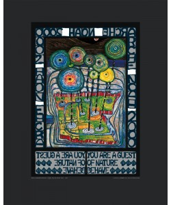 Friedensreich Hundertwasser, ARCHE NOAH