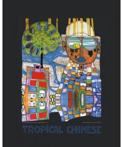 Friedensreich Hundertwasser, TROPENCHINESE