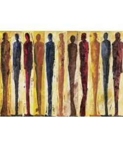 Andreas Fritsch, Crowd Eleven I