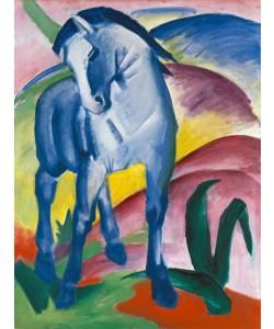 Franz Marc, Blaues Pferd