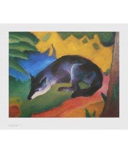 Franz Marc, Der blaue Fuchs