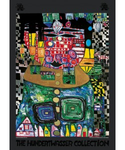 Friedensreich Hundertwasser, ANTIPODE KING
