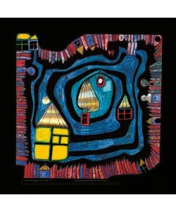 Friedensreich Hundertwasser, END OF THE WATERS