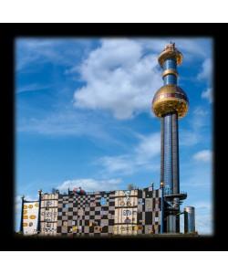 Friedensreich Hundertwasser, FERNWÄRMEWERK SPITTELAU