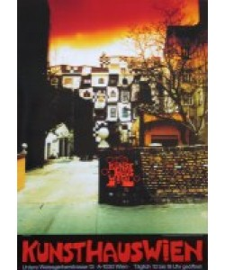 Friedensreich Hundertwasser, Kunsthaus Wien rote Version