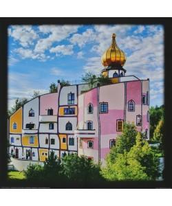 Friedensreich Hundertwasser, Thermendorf Bad Blumau