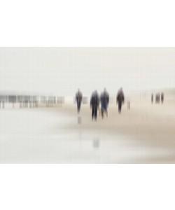 Gerhard Rossmeissl, Walking People II for Andrea