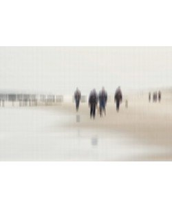 Gerhard Rossmeissl, Walking People II for Andrea