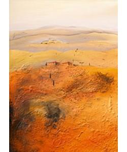 Gerner Bernhard, Mediterrane Landschaft 2