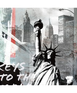 Gery Luger, Statue of Liberty