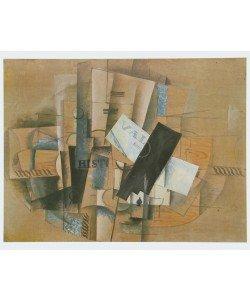 Georges Braque, Gueridon, 1913 (La Table de Musicien)