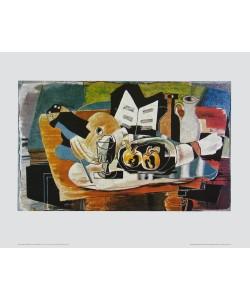 Georges Braque, Stilleben: Der Tisch