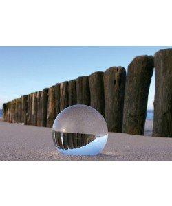 Gerhard Rossmeissl, Kugel im Sand