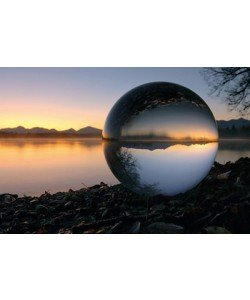 Gerhard Rossmeissl, Morgens am Staffelsee
