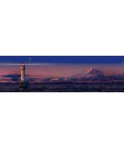 Gh. Baridpourreza, Le phare de la Jument