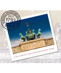 Gh. Baridpourreza, Brandenburger Tor