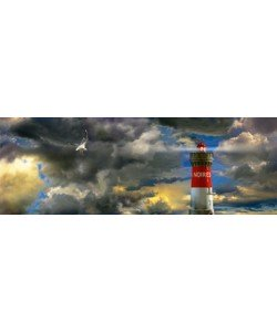 Gh. Baridpourreza, Vol vers le phare de Pierres