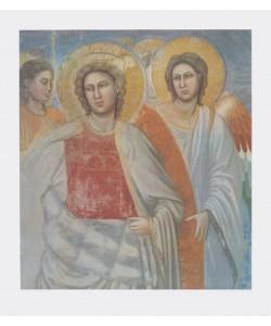 Giotto, Maria und die Engel (aus dem Jüngsten Gericht)