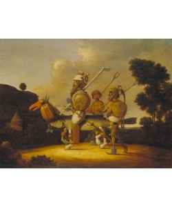 Giuseppe Arcimboldo, Don Quichotte