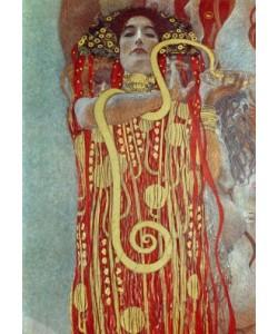 Gustav Klimt, Hygiela (Detail)