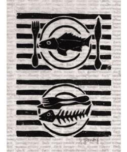 Glandorf Sabine, Fischgericht II