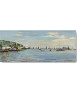 Gosse Koopmans, Traditional Sailing lesicht