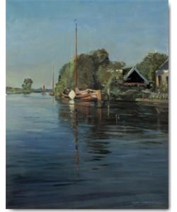 Gosse Koopmans, View on Eastermar