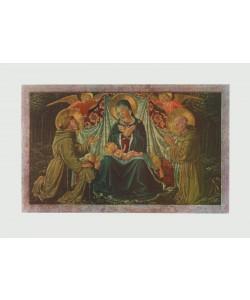 Gozzoli, Maria mit dem Kinde -Anbetung