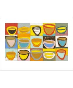 Gordon HOPKINS, Colour Bowls, 2009