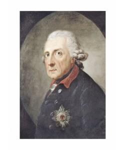 Anton Graff, FREDERIC II OF PRUSSIA