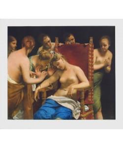 Guido Cagnacci, Der Tod der Cleopatra (nach 1659)