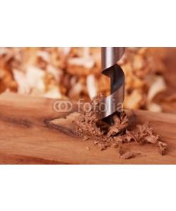 Guido Vrola, Auger bit drilling wood