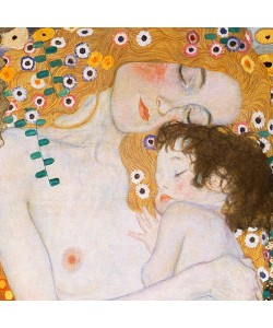 Gustav Klimt, Le Tre Età Della Vita