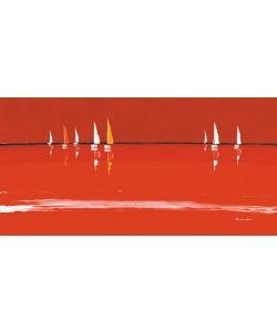 Guy Fontdeville, Soleil rouge
