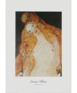 Gustav Klimt, Adam und Eva