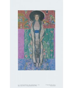 Gustav Klimt, Adele Bloch-Bauer II - 1912