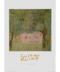 Gustav Klimt, Bauernhaus in Oberösterreich, 1911/12